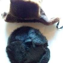 Меняю новую шапку ушанку из меха сурок крашенный, в Кирове