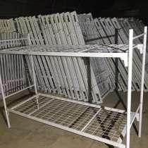 Кровати металлические для строителей, в Ярославле