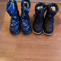 Зимние ботинки для мальчика, в Протвино
