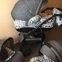 Продам коляску 3в1 в отличном состоянии, в Красноярске