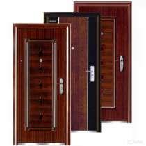 Обивка дверей, врезка замков, в Москве