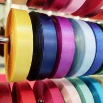 Текстильные ленты в наличии и на заказ, в Москве