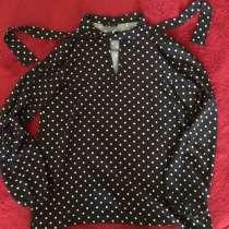 Блузка чёрная, в Биробиджане