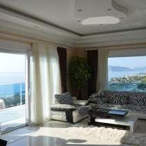 Новая квартира с 4 спальнями на 1 линии Алания Турция, в г.Аланья