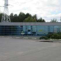 Отдельно стоящее помещение 300 кв. м. у автомагистрали, в Санкт-Петербурге