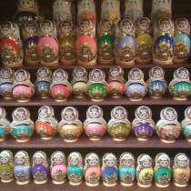 Сувениры от мастера, в Москве