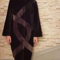 Женское двухстороннее пальто, в Москве