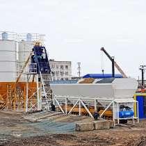 Бетонный завод СКИП-60, в г.Душанбе