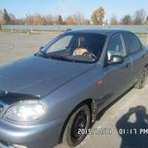 подержанный автомобиль Chevrolet Lanos, в Омске