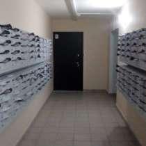 Раскидка листовок по почтовым ящикам, в Иркутске