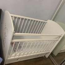 Продаётся новая детская кроватка! 4500, в Санкт-Петербурге