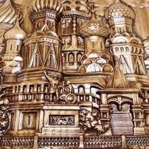 Резьба резной декор иконостас, в Москве