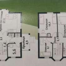 Продается двухэтажный дом площадью 100 кв. м.от собственника, в Сарапуле