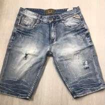 Джинсовые шорты мужские брендовые, в Твери