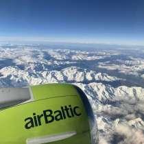 Сертификат на авиабилеты Airbaltic, в Санкт-Петербурге