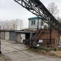 Продам гараж в районе Слободская 21. Охрана, свет. 410 000 р, в Хабаровске