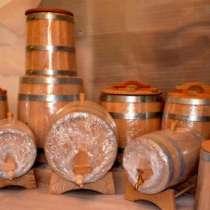 Дубовые бочки от 3-х литров, в Москве