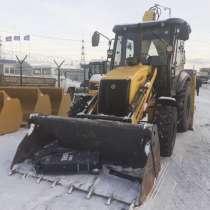 Экскаватор погрузчик New Holland B80B, в Санкт-Петербурге