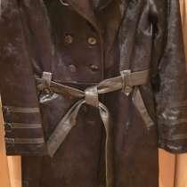 Демисезонное пальто из нерпы, в Усинске