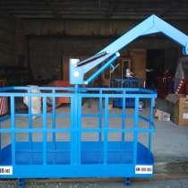 Корзина монтажная для подъёма грузов на высоту, в Миассе