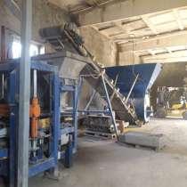 Оборудование для производства плитки тротуарной и блоков, в Алексеевке
