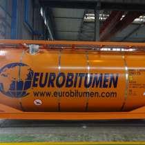 Танк-контейнер Т3, вместимостью 25 м³, в Самаре
