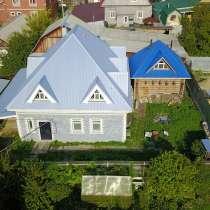 Новый коттедж в черте города, в Екатеринбурге
