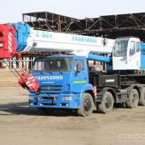 Услуги Автокрана Галичанин 25 тонн, в Красноярске
