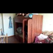 Кровать детская двух-ярусная, в г.Темиртау