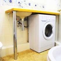 Ремонт ванных комнат под ключ. Плиточные работы, в Раменское