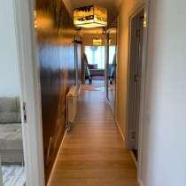 3-х комнатная квартира в районе Лара, полностью меблирована, в г.Анталия