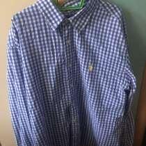Продам рубашку polo Ralph Lauren, в Краснодаре