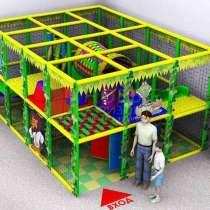 Детский игровой лабиринт, детские игровые комнаты, в г.Кишинёв