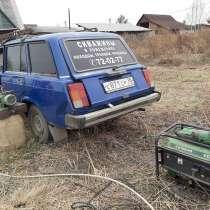 Бурение абиссинских скважин без заезда техники, в Иркутске