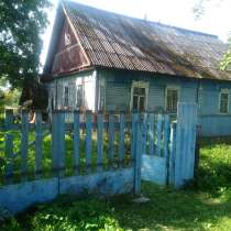 Дом 57кв. м на участке 50соток, в Пскове