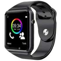 Умные Смарт Часы Smart Watch A1 - SIM карта - Новые - !, в г.Черкассы