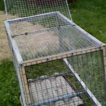 Клетки сетчатые для кроликов, в г.Лида