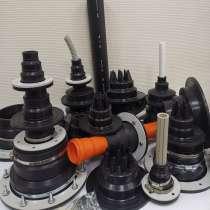 Муфты проходные (гермовводы) для ввода труб и кабеля, в Заречного
