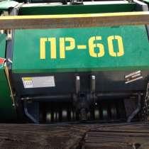 Мини пресс-подборщик рулонный ПР-60 (Беларусь), в Самаре