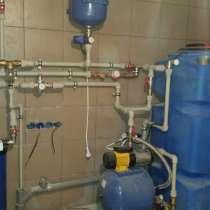 Водопровод Система очистки Монтаж, в Краснодаре
