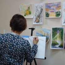 Приглашаем с сентября на обучение живописи и рисунку по авто, в Владивостоке