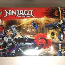 LEGO Ninjago набор «Киллоу против Самурая X», в Самаре