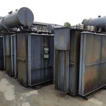 Занимается скупка Силовые масляные и сухие трансформаторов, в Челябинске