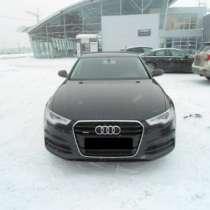 автомобиль Audi A6, в Челябинске