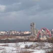 Продажа прекрасной однокомнатной квартиры с видом на Москву, в Москве
