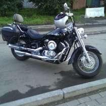Мотоцикл Ямаха Драг Стар 1100, привезён из Японии. Тюнинг, в Екатеринбурге