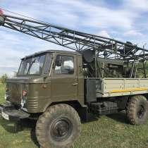 Буровая установка УГБ 50 на базе Газ 66, в г.Одесса