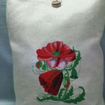 Текстиль с машинной вышивкой, в Губахе