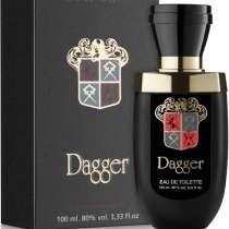 Dina Cosmetics Dagger 100мл. Мужская туалетная вода. Франция, в г.Донецк