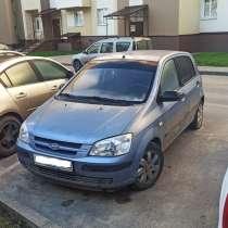 Продаю Hyundai Getz GL 1.3, 2005 г. Я владелец, в Ставрополе